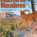 National Geographic Map September 2001-0
