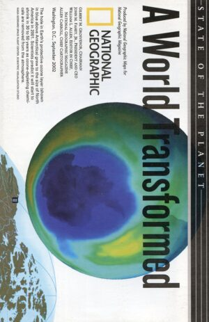 National Geographic Map September 2002-0