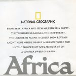 National Geographic Map September 2005-0