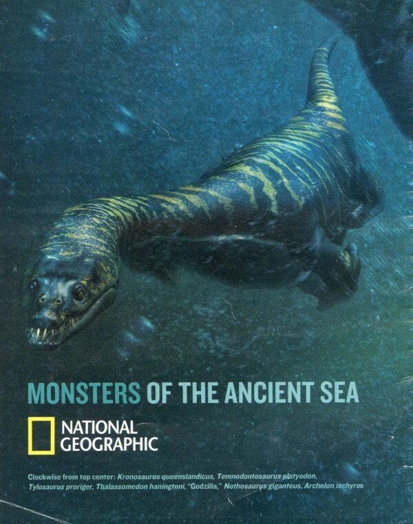 National Geographic Map December 2005-0