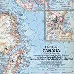 National Geographic Map May 1967-0