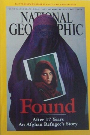 National Geographic April 2002-0
