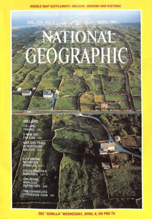 National Geographic April 1981-0