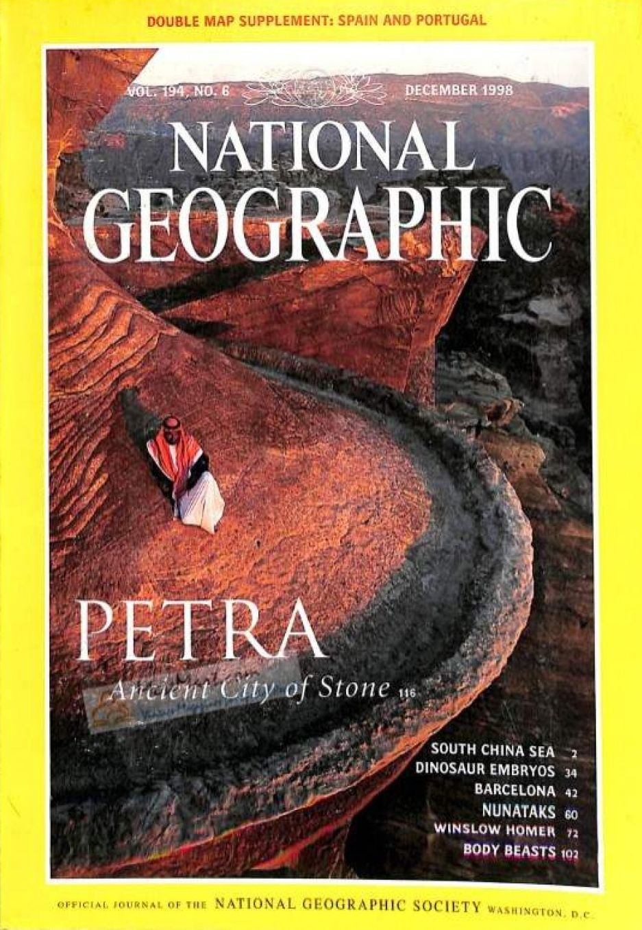 National Geographic December 1998-0