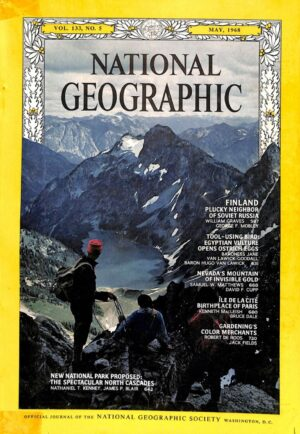 National Geographic May 1968-0