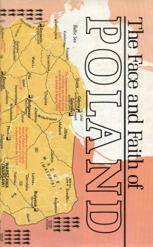 National Geographic Map April 1982-0