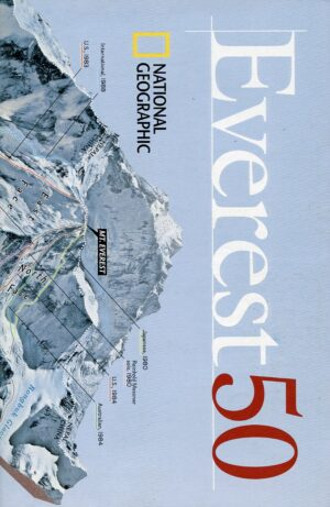 National Geographic Map May 2003-0