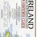 National Geographic Map April 1981-0