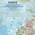 National Geographic Map June 1962-0