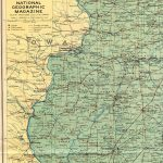 National Geographic Map 1931-0