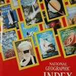 National Geographic Index 1947-1983-0