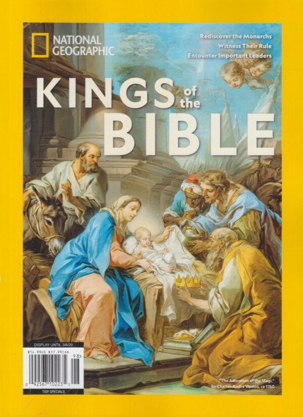National Geographic Kings of the Bible 2019-0