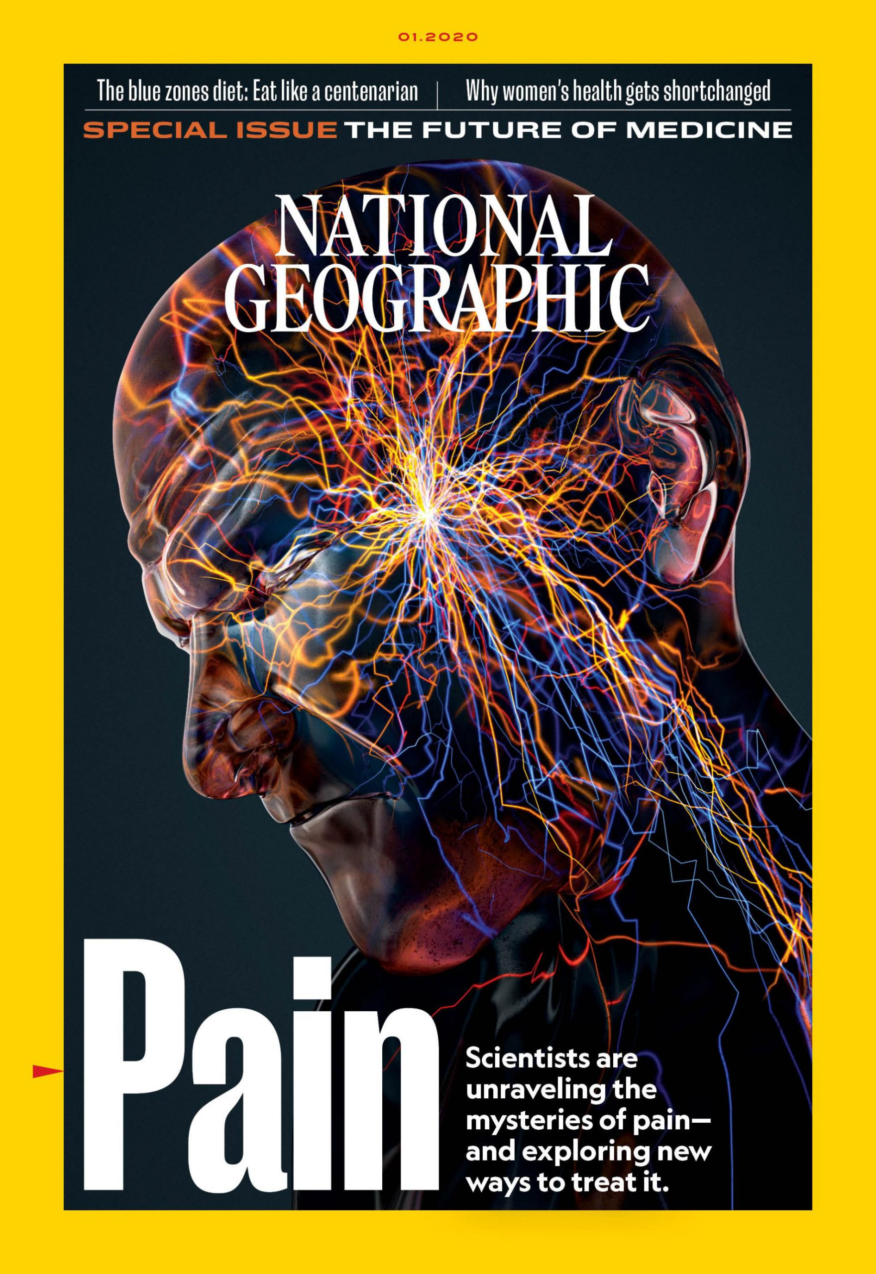 National Geographic January 2020