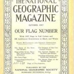 National Geographic October 1917-0