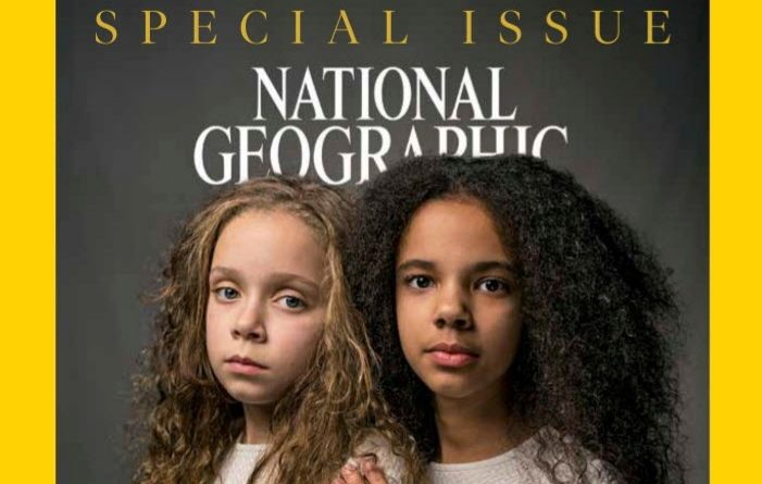 National Geographic Back Issue; April 2018